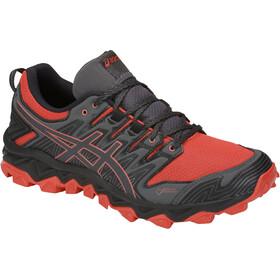 asics Gel-FujiTrabuco 7 G-TX Shoes Herrer, red snapper/dark grey
